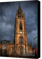Liverpool England Canvas Prints - Church Of Our Lady - Liverpool Canvas Print by Yhun Suarez