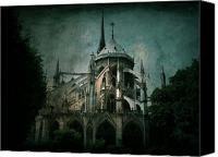 Notre Dame Canvas Prints - Citadel Canvas Print by Andrew Paranavitana