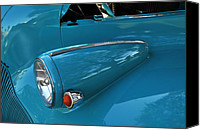 Teardrop Canvas Prints - Classic Teardrop Canvas Print by David Lee Thompson