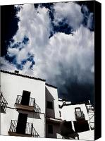 Ronda Canvas Prints - Clouds Over  Jubrique Canvas Print by Piet Scholten