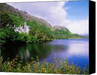 Monasticism Canvas Prints - Co Galway, Ireland, Kylemore Abbey Canvas Print by The Irish Image Collection