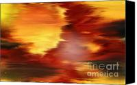 John Krakora Art Canvas Prints - Color Of Wind Canvas Print by John Krakora