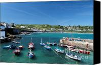 Kernow Canvas Prints - Coverack Canvas Print by Carl Whitfield
