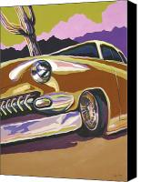 Bumpers Canvas Prints - Cruisin Canvas Print by Sandy Tracey