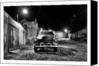 Habana Canvas Prints - Cuba 10 Canvas Print by Marco Hietberg