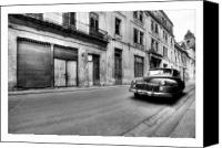 Photographs Digital Art Canvas Prints - Cuba 14 Canvas Print by Marco Hietberg