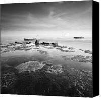 Monocromatico Canvas Prints - Cubes Canvas Print by Mauricio Reis