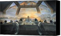 Dali Canvas Prints - Dali: Last Supper, 1955 Canvas Print by Granger