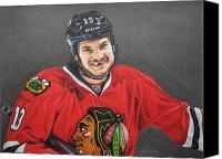 Flyers Canvas Prints - Daniel CARBOMB Carcillo Canvas Print by Brian Schuster