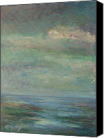 Mary Wolf Canvas Prints - Days for Dreaming Canvas Print by Mary Wolf