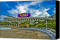 Campus Canvas Prints - Death Valley Canvas Print by Scott Pellegrin