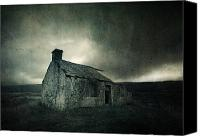 Steve Sharp Canvas Prints - Desolate Canvas Print by Steve Sharp