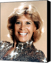 Publicity Shot Canvas Prints - Dinah Shore, Ca. 1970s Canvas Print by Everett