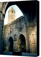 Hall Way Canvas Prints - Doorways to the Cashel Castle Canvas Print by Douglas Barnett