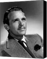 Publicity Shot Canvas Prints - Douglas Fairbanks, Jr., 1939 Canvas Print by Everett