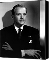 Publicity Shot Canvas Prints - Douglas Fairbanks, Jr., 1947 Canvas Print by Everett