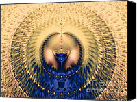 Dana Haynes Canvas Prints - Dream Weaver Canvas Print by Dana Haynes