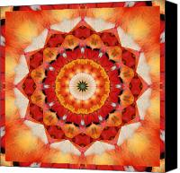 Spiritual. Geometric Canvas Prints - Dreaming Canvas Print by Bell And Todd