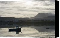 County Donegal Photo Canvas Prints - Dunfanaghy, County Donegal, Ireland Canvas Print by Peter McCabe