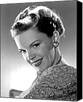 1948 Movies Canvas Prints - Easter Parade, Judy Garland, 1948 Canvas Print by Everett