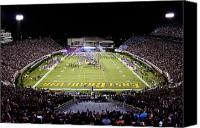 2011 Canvas Prints - ECU  Dowdy-Ficklen Stadium  Canvas Print by Rob Goldberg