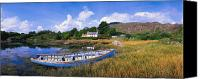 Corks Canvas Prints - Ellens Rock, Glengarriff, Co Cork Canvas Print by The Irish Image Collection 