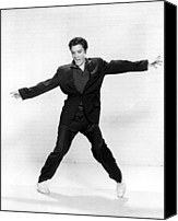 Publicity Shot Canvas Prints - Elvis Presley Canvas Print by Everett