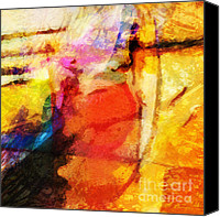 Most Sold Canvas Prints - Energy Canvas Print by Lutz Baar