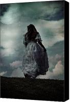 Eerie Canvas Prints - Escape Canvas Print by Joana Kruse