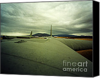 Regeneration Photo Canvas Prints - Escape to START - B52s Canvas Print by Jan Faul