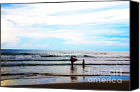 Priceless Canvas Prints - Father and Son Moments Canvas Print by Susanne Van Hulst