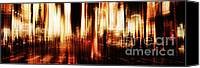 Dust Digital Art Canvas Prints - Fever Canvas Print by Andrew Paranavitana