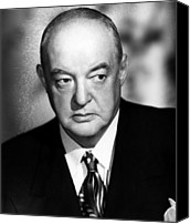 1949 Movies Canvas Prints - Flamingo Road, Sydney Greenstreet, 1949 Canvas Print by Everett