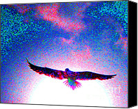 Jerome Stumphauzer Canvas Prints - Flight of the Phoenix Canvas Print by Jerome Stumphauzer