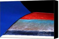 4th July Canvas Prints - Flipped Canvas Print by Louie Rochon