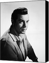 Fid Photo Canvas Prints - For The First Time, Mario Lanza, 1959 Canvas Print by Everett