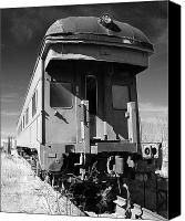 Boxcar Canvas Prints - Forgotten Beauty Canvas Print by Slade Roberts