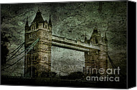 Creepy Canvas Prints - Former Sanctions Canvas Print by Andrew Paranavitana