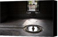 Allah Canvas Prints - Fountain at Alcazar Canvas Print by Mark Wagoner