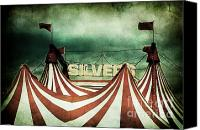 Evil Canvas Prints - Freak Show Canvas Print by Andrew Paranavitana