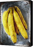 Skip Nall Canvas Prints - Fresh Bananas Canvas Print by Skip Nall