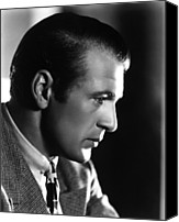 Publicity Shot Canvas Prints - Gary Cooper, Paramount Pictures, 1934 Canvas Print by Everett