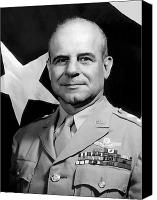 Patriot Photo Canvas Prints - General Doolittle Canvas Print by War Is Hell Store
