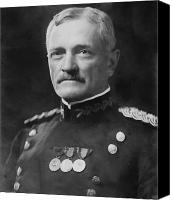 John Pershing Canvas Prints - General Pershing Canvas Print by War Is Hell Store
