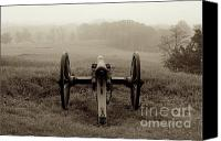Gettysburg Canvas Prints - Gettysburg Canvas Print by Sean Cupp