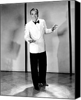 1935 Movies Canvas Prints - Go Into Your Dance, Al Jolson, 1935 Canvas Print by Everett