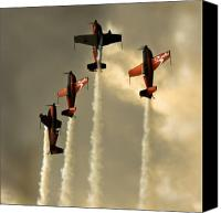 Extra 300 Canvas Prints - Going Up Canvas Print by Angel  Tarantella