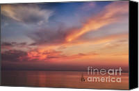 Cape Cod Scenery Canvas Prints - Good Morning Cape Cod Canvas Print by Susan Candelario