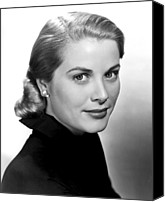 Kelly Canvas Prints - Grace Kelly, 1951 Canvas Print by Everett