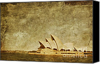 Andrew Digital Art Canvas Prints - Guided Tour Canvas Print by Andrew Paranavitana